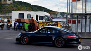 Strange Sighting: deze Porsche 991 GT3 mist iets