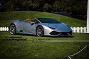 Lamborghini Huracán LP610-4 Spyder is expected on Geneva Motor Show