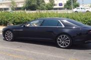 Aston Martin Lagonda is gigantische slee