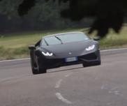 Filmpje: Autocar test de Lamborghini Huracán LP610-4