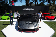 Lamborghini Huracán LP 620-2 Super Trofeo debuts on Pebble Beach