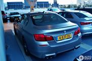 Gespot: BMW M5 F10 30 Jahre M5 Edition