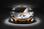 McLaren P1 GTR is een racemonster met 1000 pk