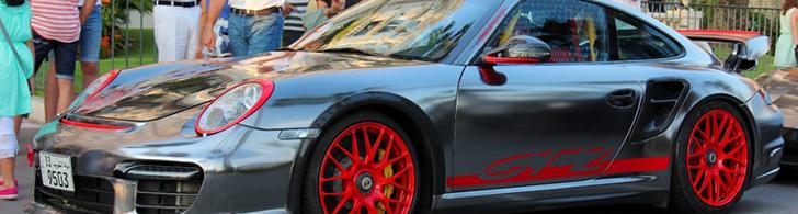Deze twee Porsche's hebben 1.000 pk onder de motorkap