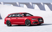Audi renewed the S6 and RS6 Avant