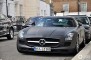 Boris Becker drives a beautiful German car