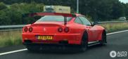 Spot van de dag: Ferrari 550 Maranello Le Mans GTS