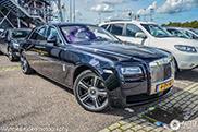 Spot van de dag: Rolls-Royce Ghost V-Specification