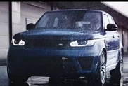 Movie: this is how fast and sporty the Range Rover Sport SVR is