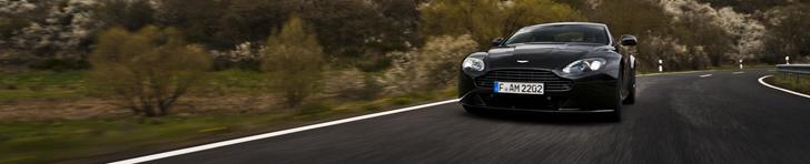 Gereden: Aston Martin V8 Vantage SP10