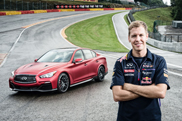 Movie: Eau Rouge meets Eau Rouge
