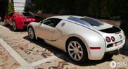 Bugatti Veyron 16.4 Perle de Sang is weer terug in Europa