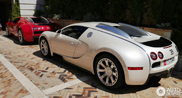 Bugatti Veyron 16.4 Perle de Sang  is back in Europe
