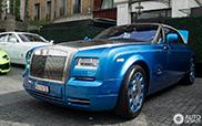 Topspot: Rolls-Royce Phantom Drophead Coupé Waterspeed Collection