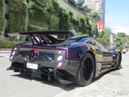 Lewis Hamilton creates a symphony with his Pagani Zonda 760 LH