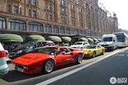 Ferrari 288 GTO verkeert in goed gezelschap
