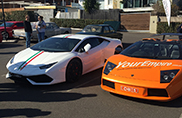 Supercar meeting in Sydney