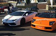 Supercar meeting in Sydney
