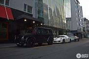 Gebroeders 991 parkeren in slagvolgorde
