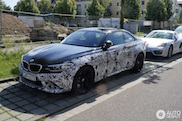Development of BMW M2 in critical phase