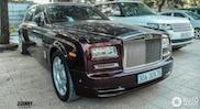 Rolls Royce Phantom brengt westerse luxe naar het Verre Oosten