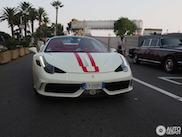 Ferrari 458 Speciale A looks like a Cornetto ice cream