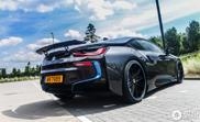 BMW i8 kan tuning van AC Schnitzer prima hebben