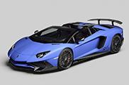 Lamborghini Aventador SV Roadster unveiled at Pebble Beach