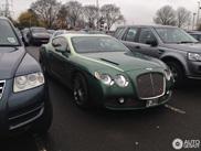 Tweede unieke Bentley Continental GTZ gespot