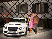 Bentley opent unieke showroom in Kitzbühel