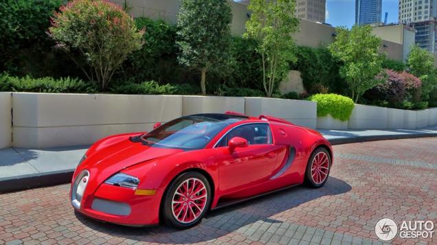Birdman S Bugatti Veyron Grand Sport Spotted In Atlanta