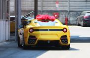 """Nog meer foto's van de Ferrari F12 """"GTO"""""""