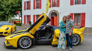 Vice president of Google gifts his wife a Ferrari FXX K