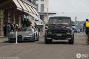 Brabus G 800 Widestar maakt indruk in Genève