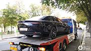 Eerste Aston Martin Lagonda Taraf gespot!