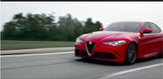 Alfa Romeo Giulia QV laat van zich horen