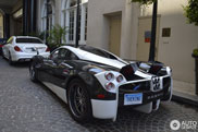 Nog een one-off Huayra: The King