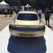 Pebble Beach 2015: Aston Martin Lagonda Taraf