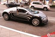 Deze Bugatti Veyron doet zich mooier voor dan hij is