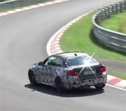 Just a little longer and we will meet the BMW M2 F87 Coupé