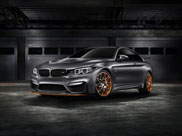 BMW M4 Concept GTS is innovative