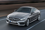 New C-Class Coupé will debut in Frankfurt