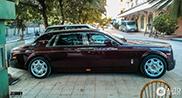 One off Rolls-Royce Phantom spotted: Oriental Sun