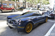 Spotted! 1 of 1: Pagani Huayra 730S Edition