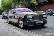 Rolls-Royce Phantom Zahra rijdt al even rond