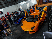 First Puerto Rico Supercar meeting was a great success