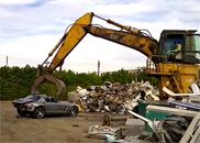 Filmpje: Mercedes-Benz SLS AMG wordt gesloopt