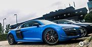 Spot van de dag: Audi R8 V10 LMX