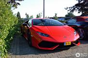 Spot van de dag: Lamborghini Huracán LP610-4