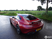 Spot van de dag: Mercedes-AMG GT S Edition 1